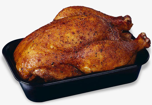 Big Chicken Dinner
